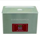 中文液晶台式恒温超声波清洗器